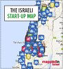 Israel Start-up Map