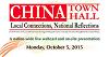 China Town Hall